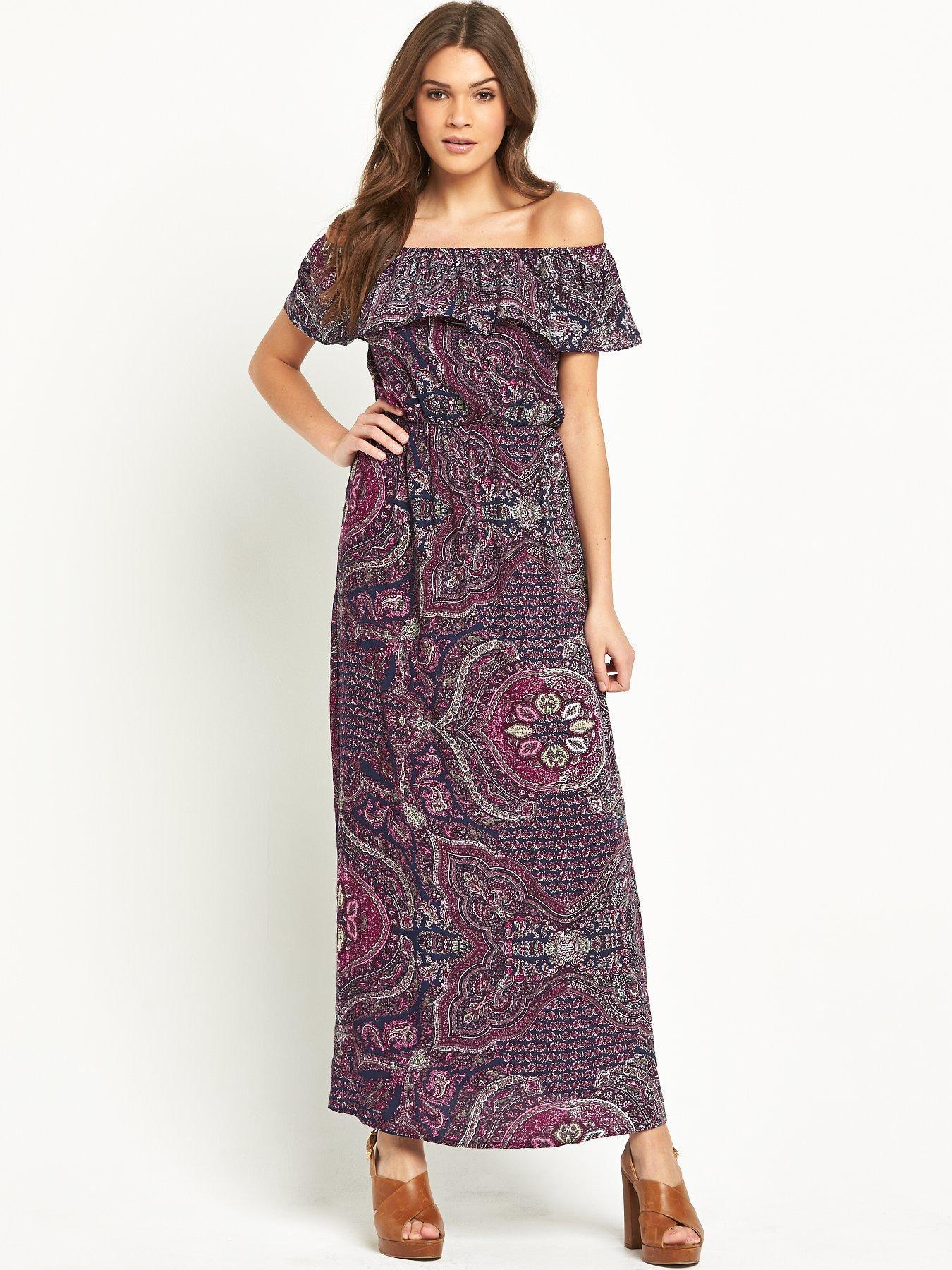 Glamorous Bardot Maxi Dress