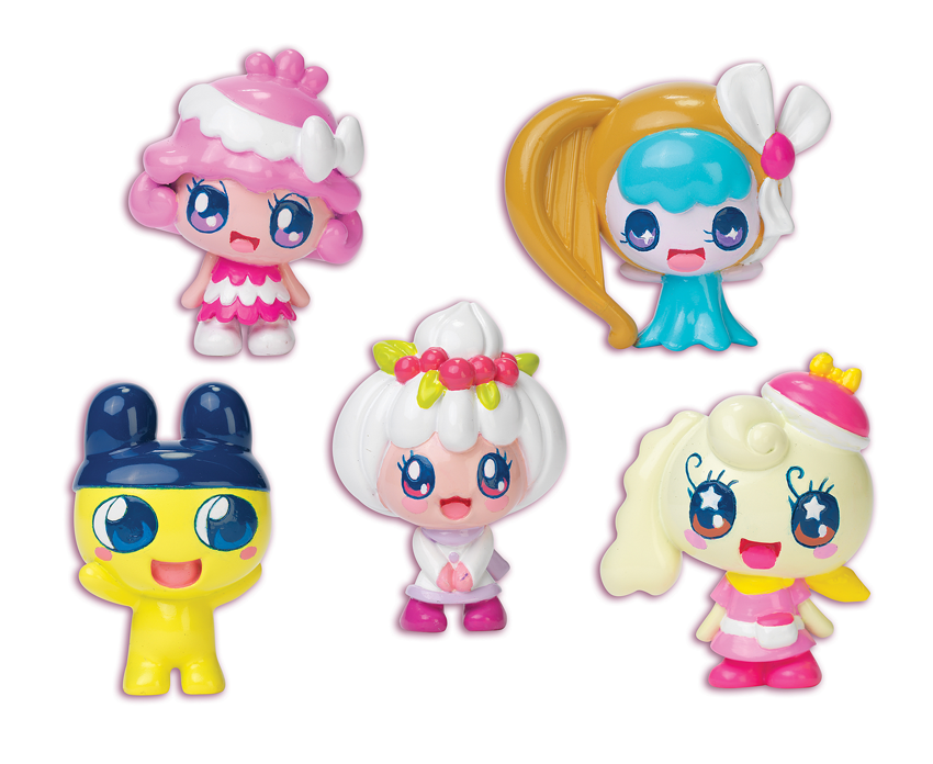 Tamagotchi Friends Dream School Classmates 5 Figure Pack