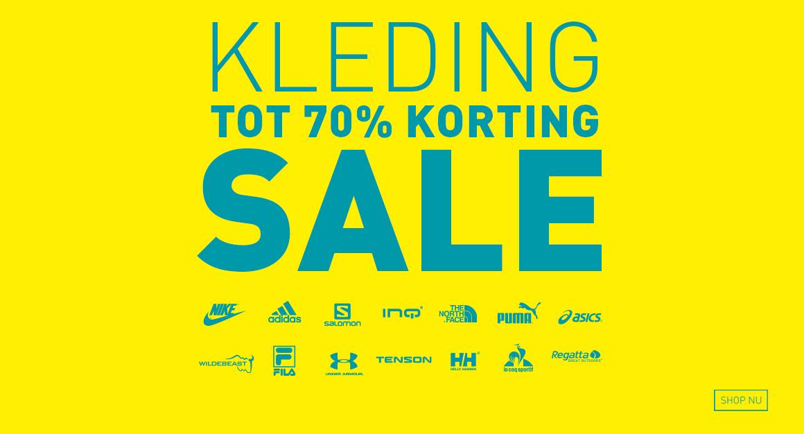 Sale kleding