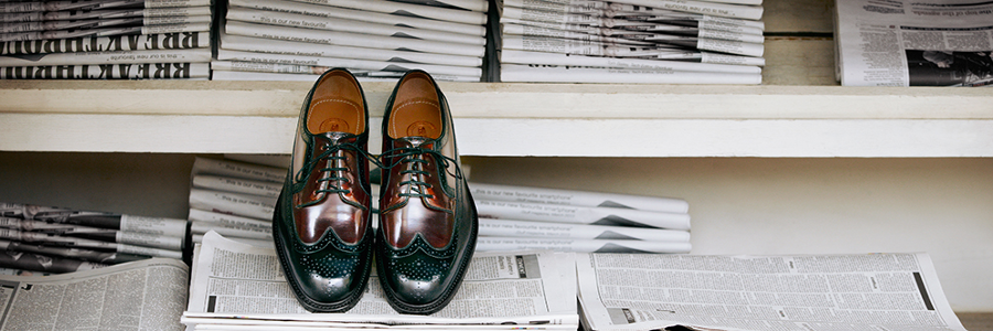 Footwear glossary
