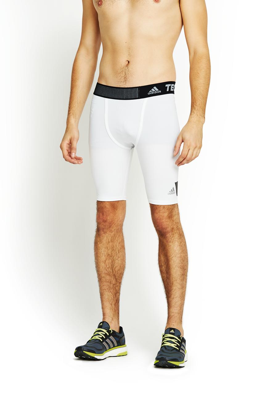 Adidas TechFit Cool Baselayer Mens Shorts