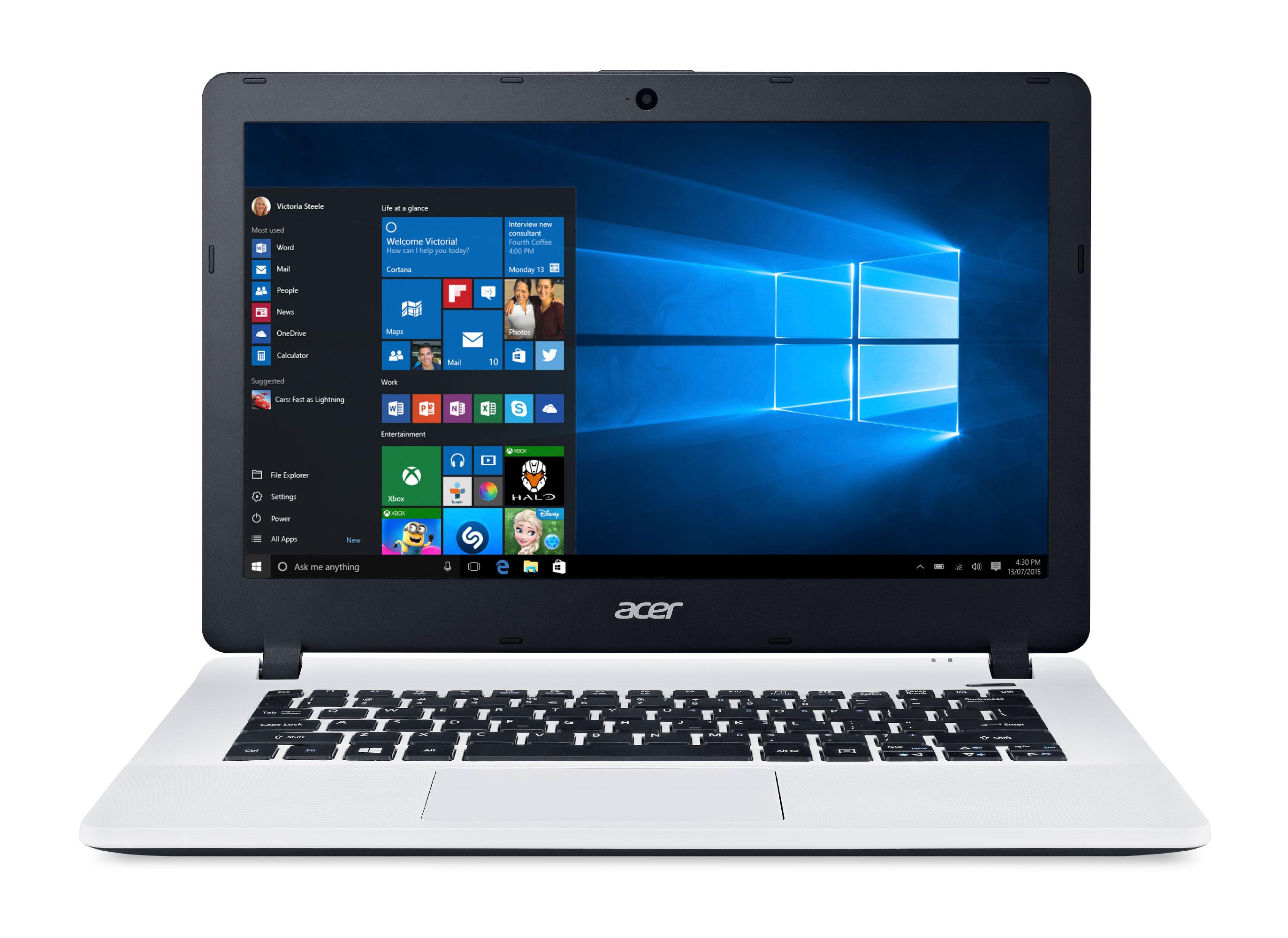 Image of Acer ES1-331 Intel Pentium 2GB RAM 32GB Storage 133 Laptop