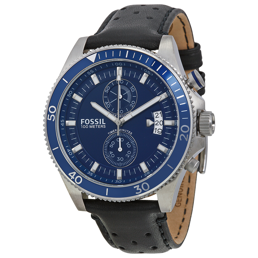 Fossil Coachman Chronograph Mens Watch