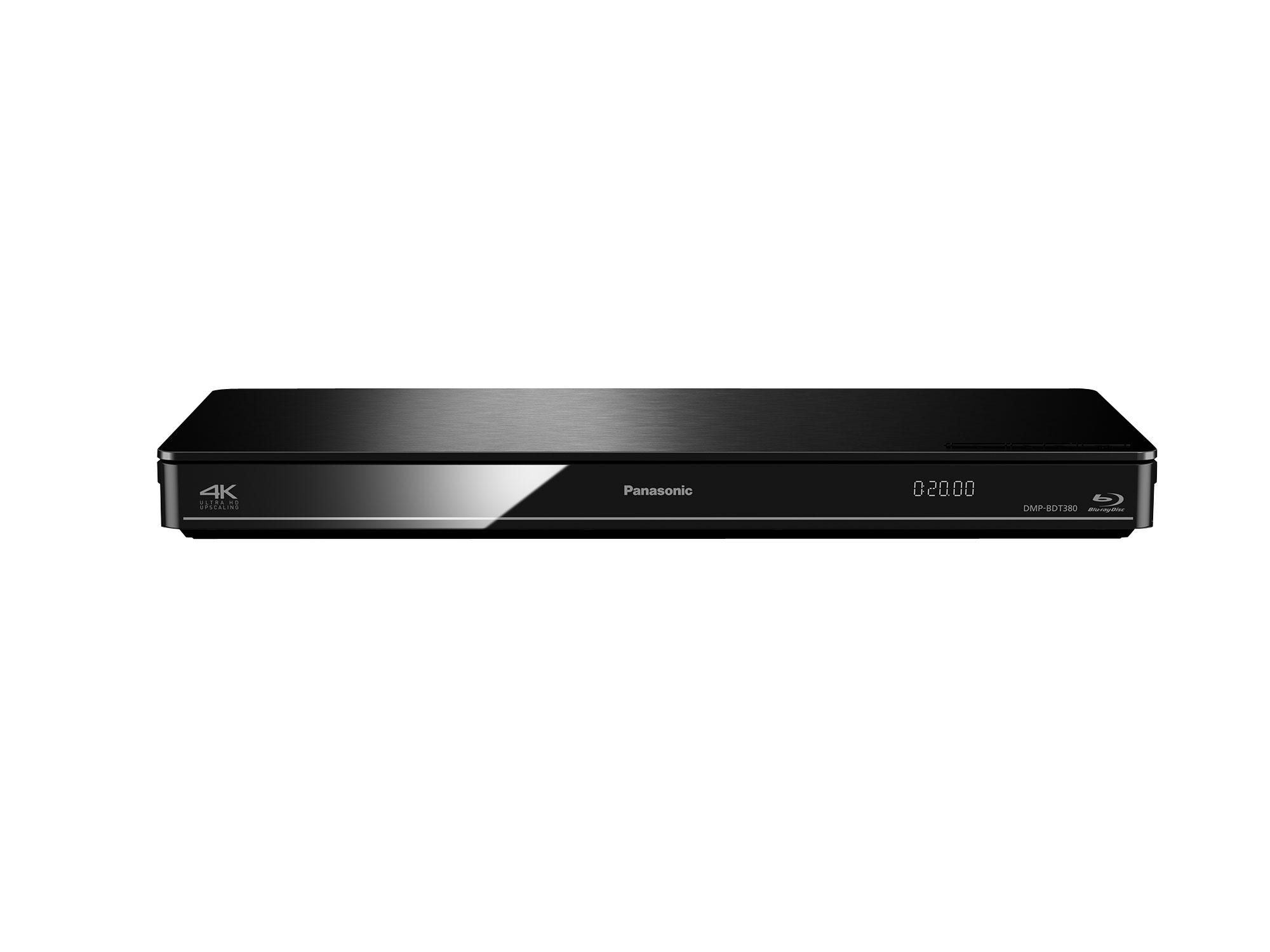 Panasonic 3D Smart Blu-ray Player DMP-BDT380EB