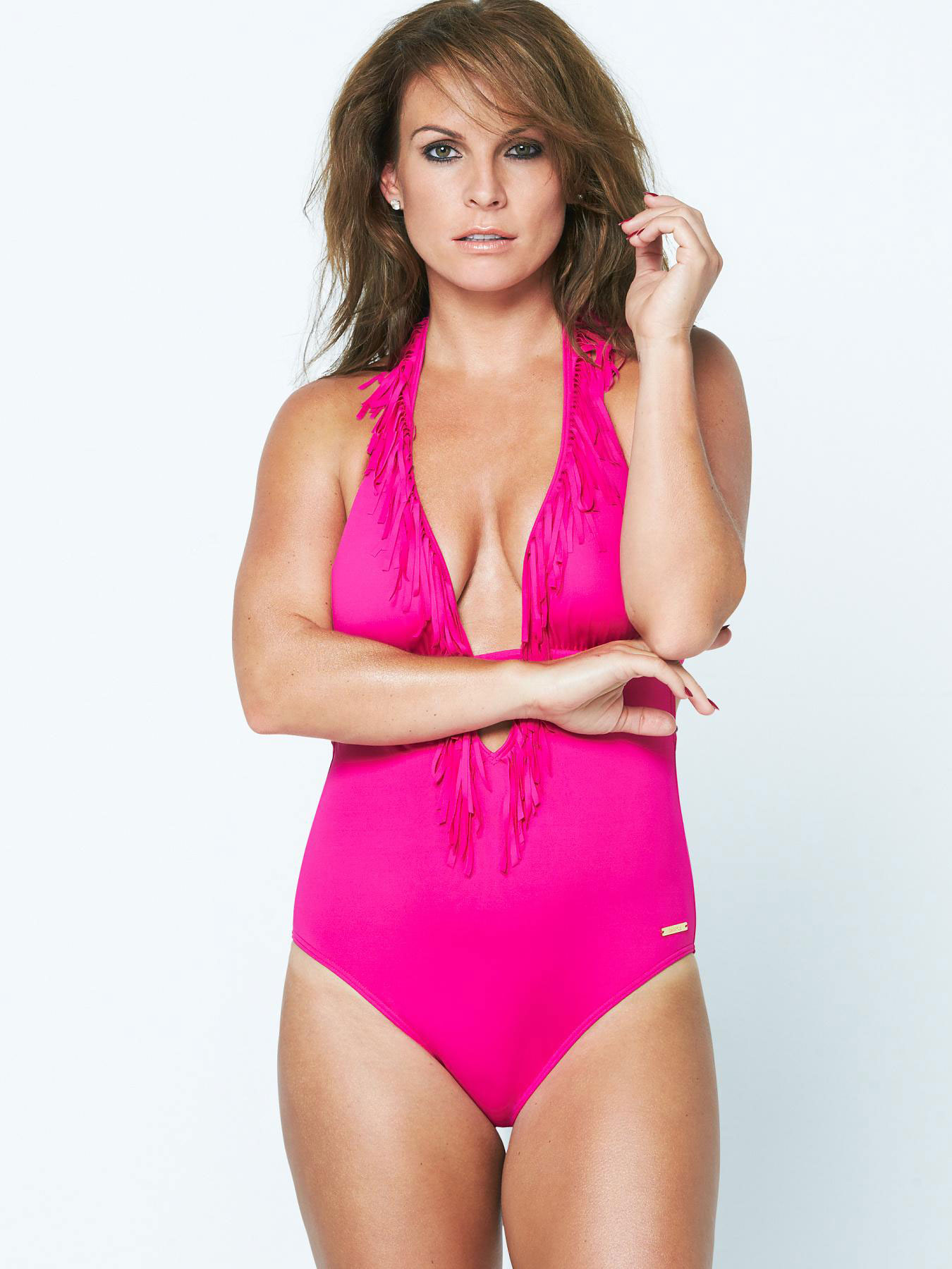 Coleen Fringe Swimsuit