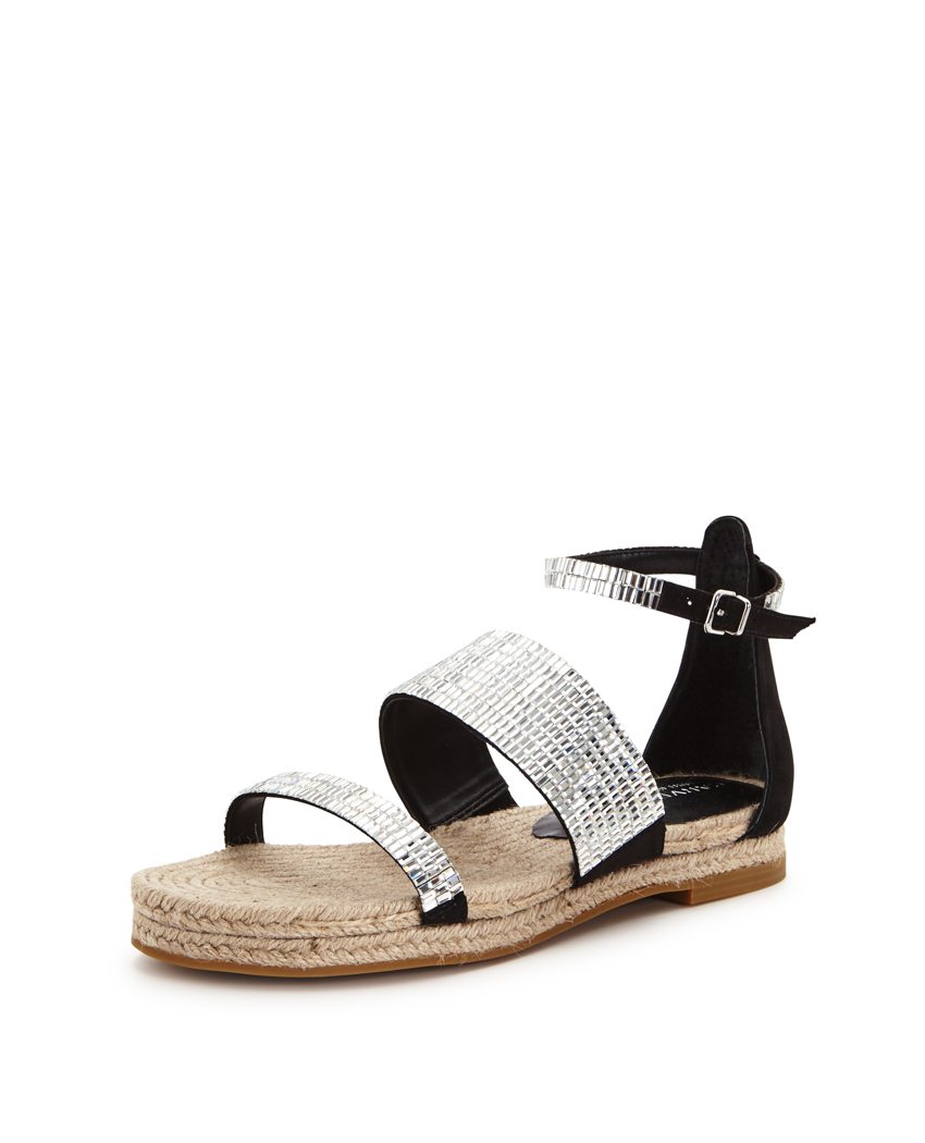 Carvela Kacie Flat Sandals.