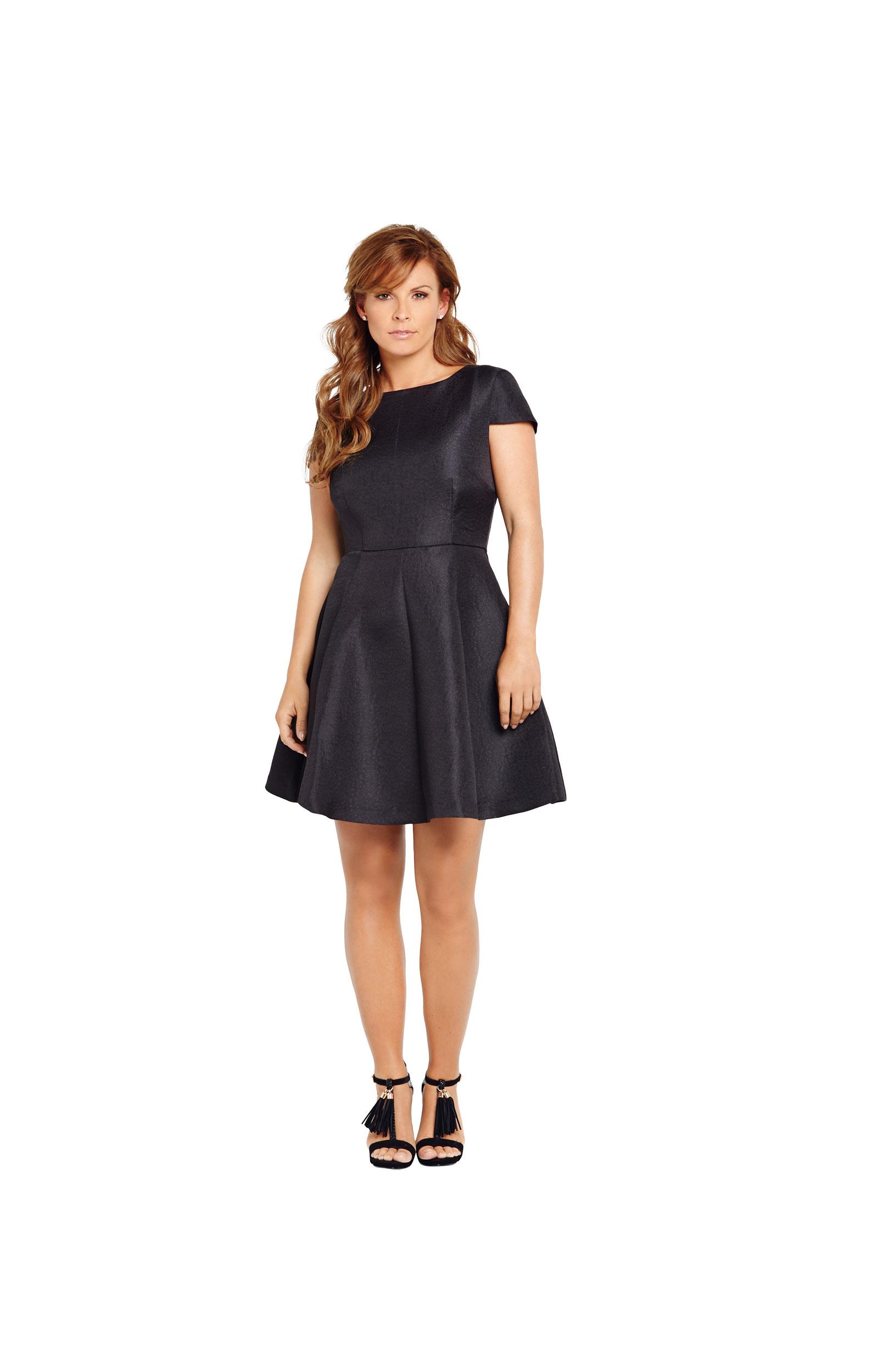 Coleen Full Skirt Dress