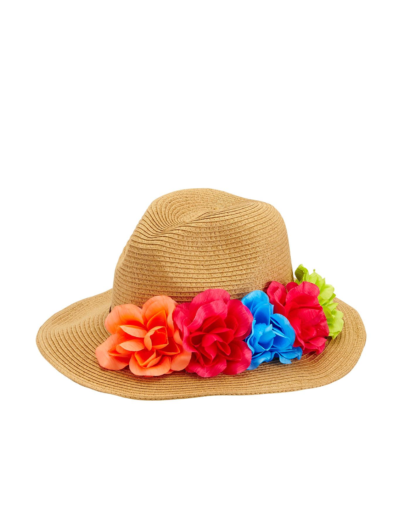 Flower Power Trilby
