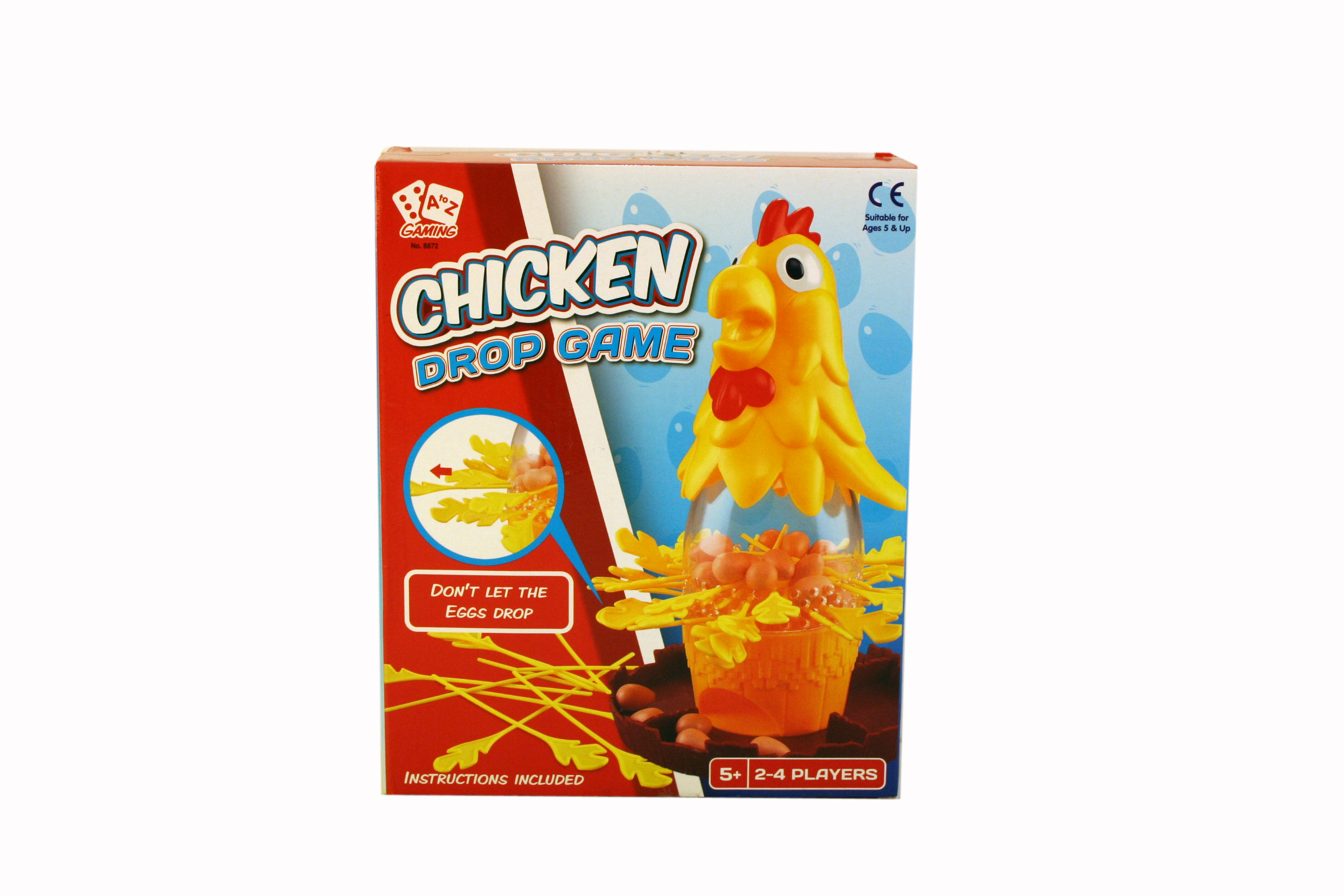 Toys A to Z Gaming Chicken Drop Game