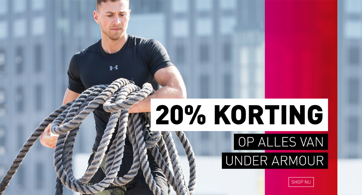 UA 20% korting