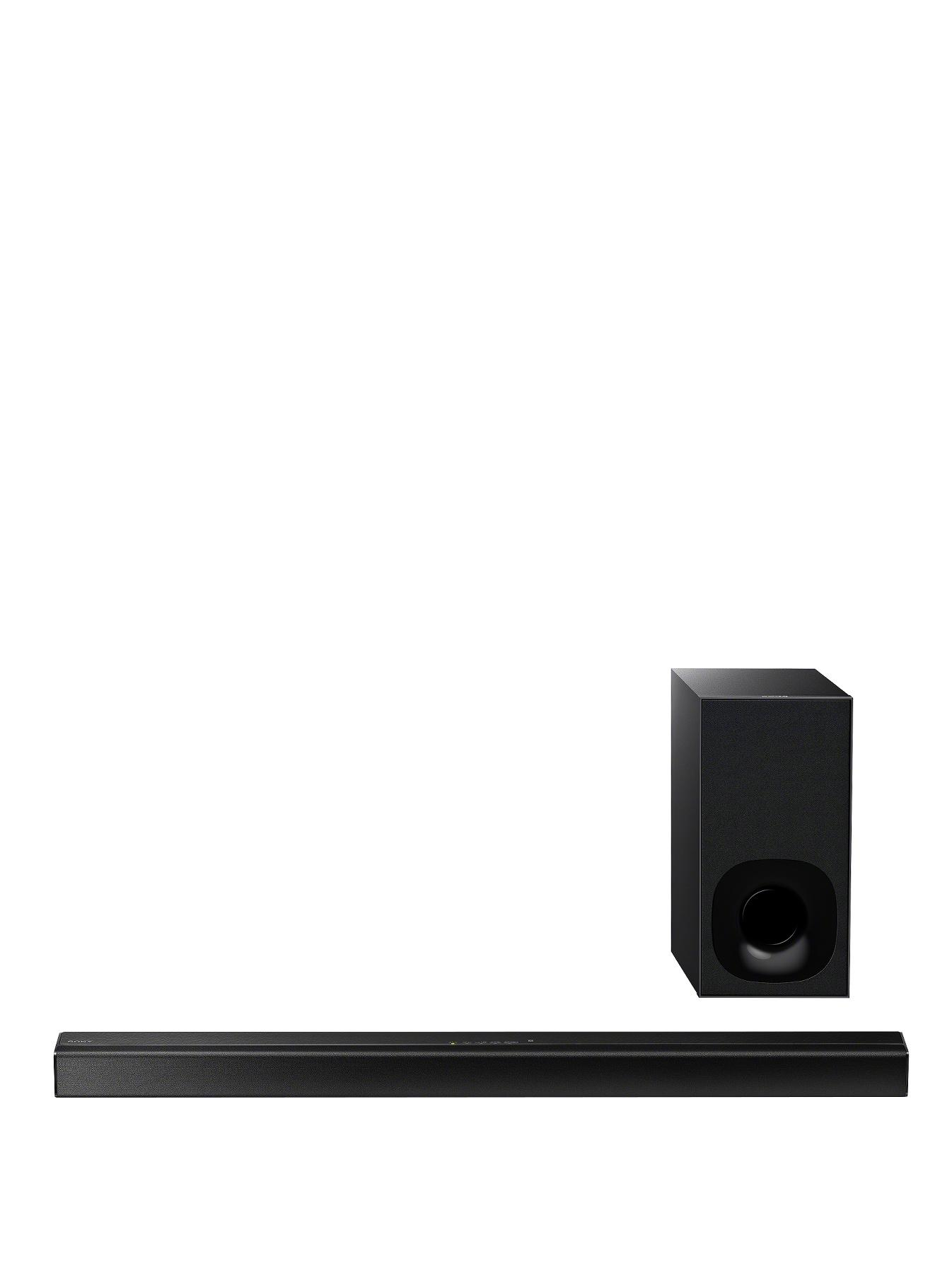 Image of HT-CT180BT 100-watt Bluetooth Soundbar with Wireless Subwoofer