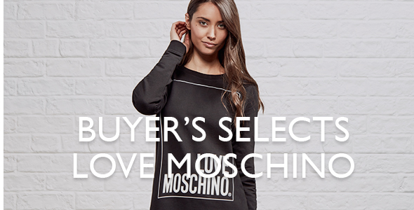 Buyer's Select Love Moschino
