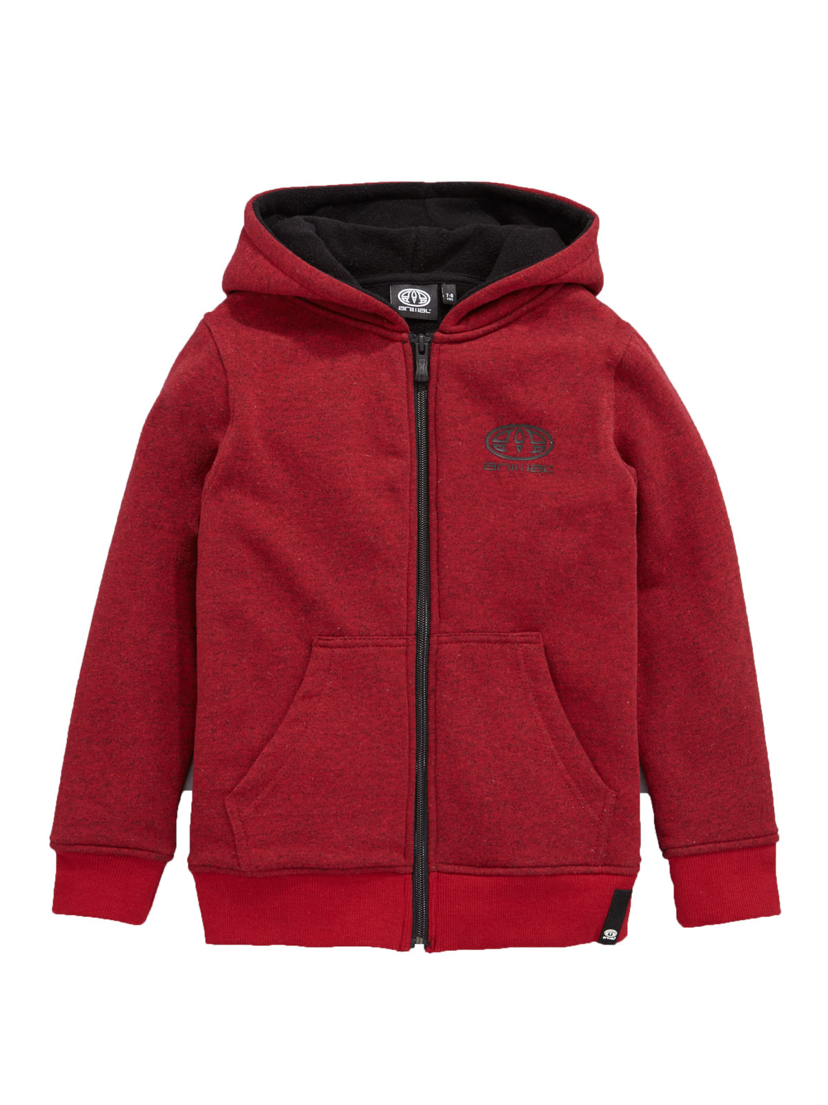 Animal Bonded Fleece Hoody.