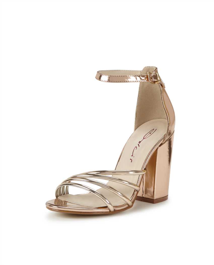 Dolcis Adeline Strappy Heeled Sandals