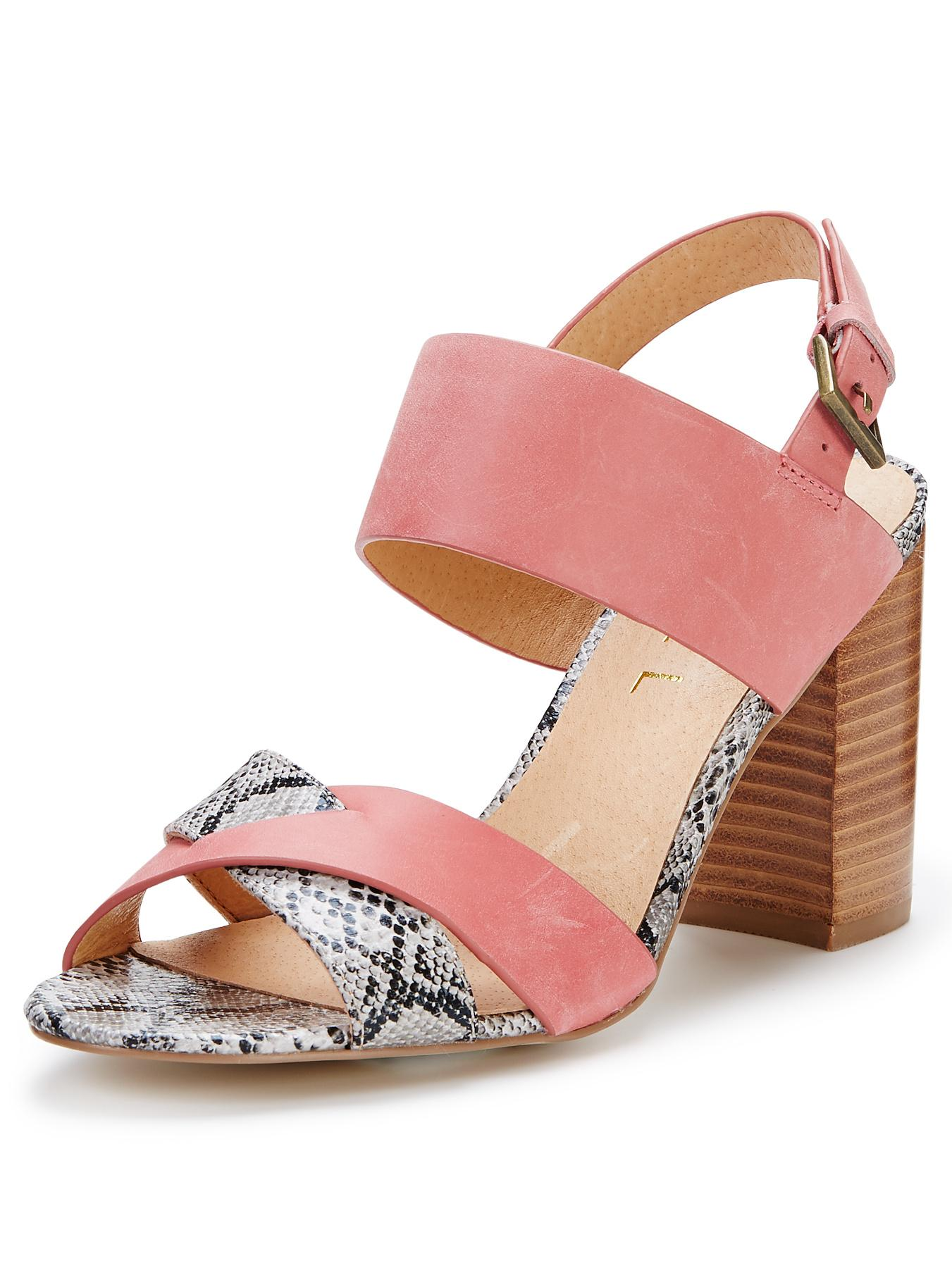 Ravel Tucson Block Heeled Sandal