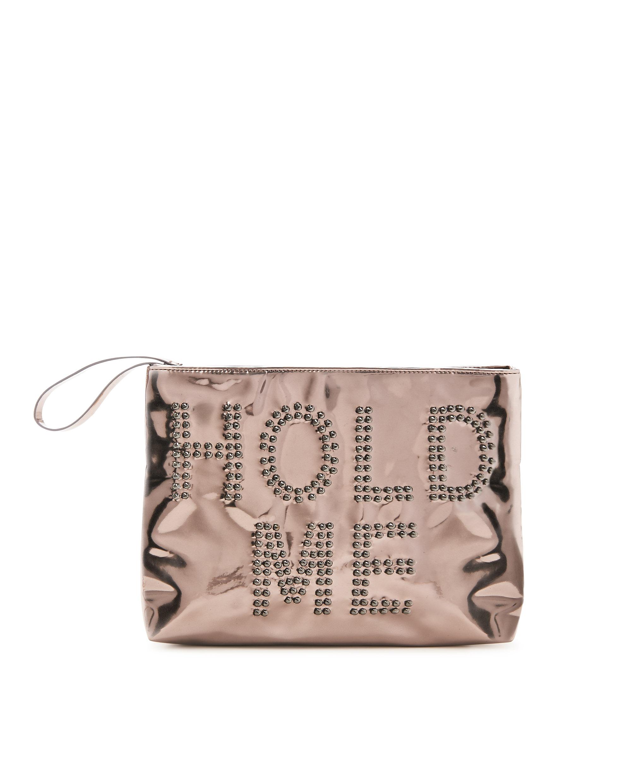 Hold Me Stud Clutch Bag