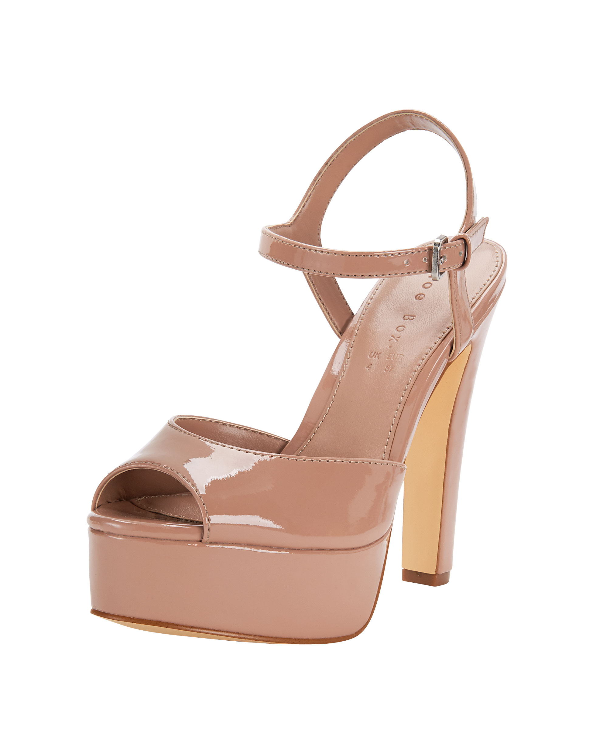 Shoe Box Gina Platform Sandals