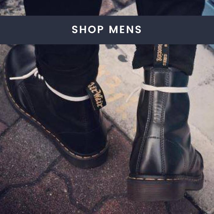 Mens boots Timberland DrMartens