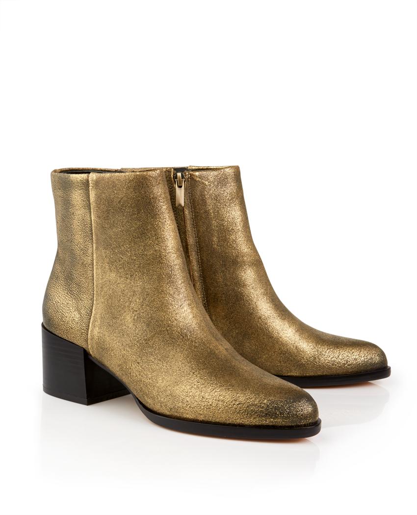 Sam Edelman Joey Block Heel Ankle Boots