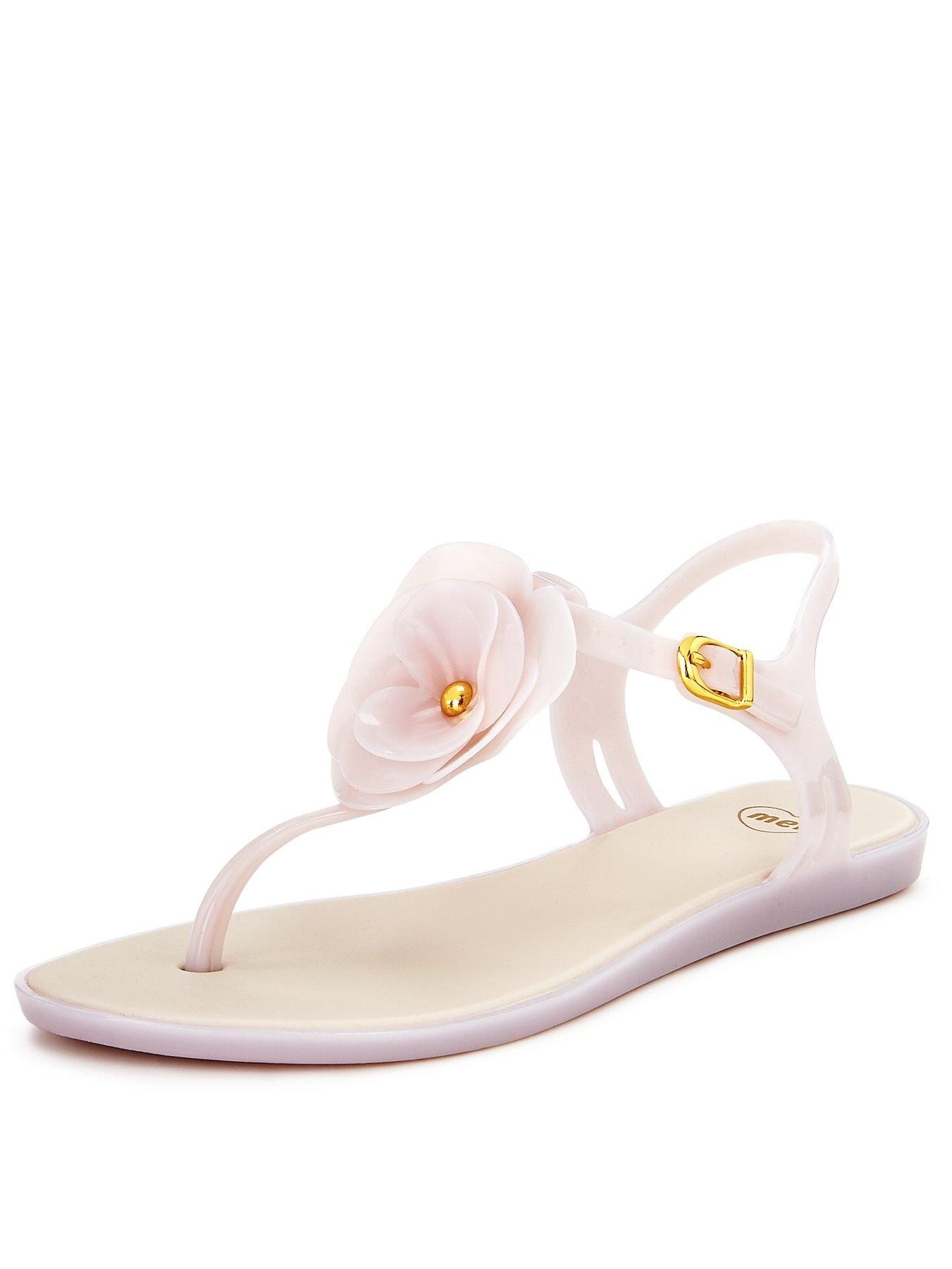 Mel Special Two Toe Post Sandals