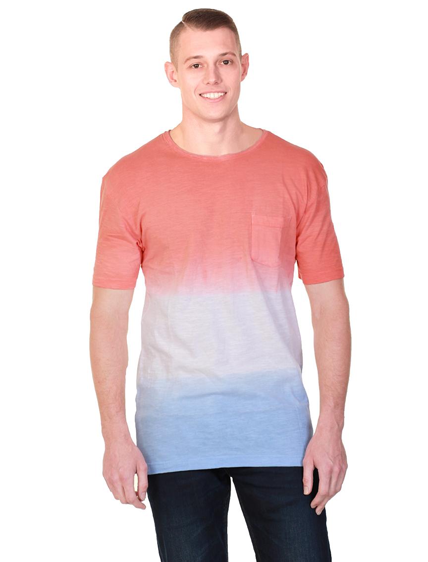 Cargo Bay Dip Dye Crew Neck T-Shirt.