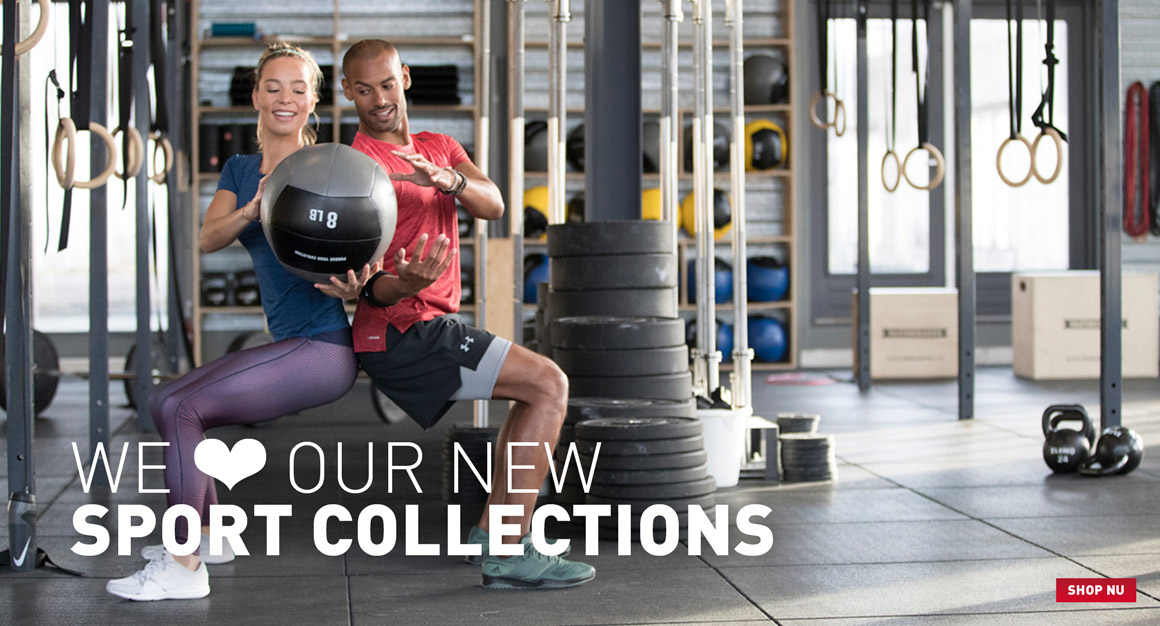 New sport collections