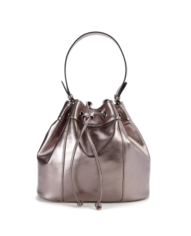 Metallic Duffle Bag