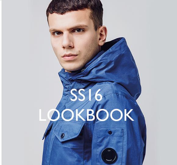 SS16 Lookbook
