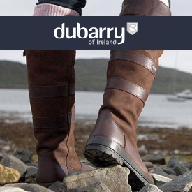Dubarry Footwear Cloggs
