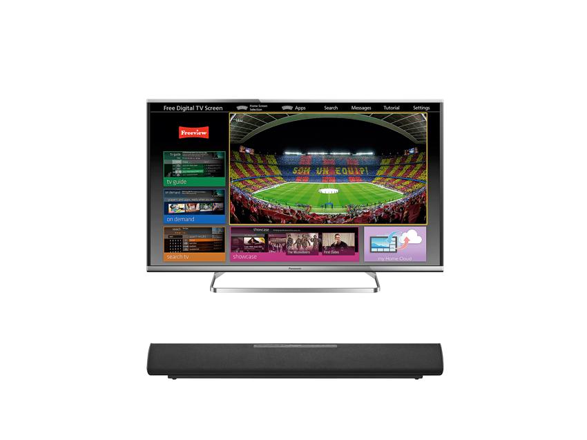Panasonic Tx42As650B 42 Passive 3D SmartTV