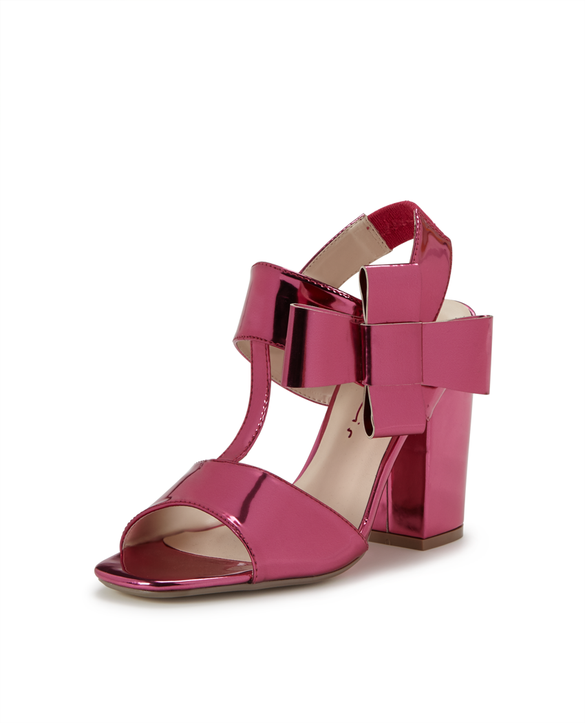 Dolcis Abella Bow Pink Sandals