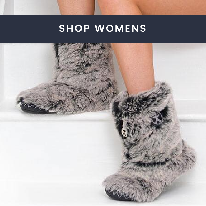 Womens slippers boots heels