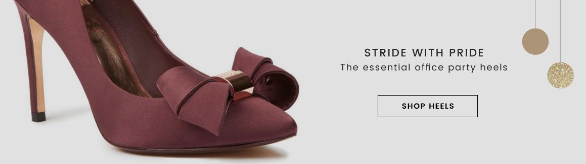 Heels office party Cloggs Smart footwear