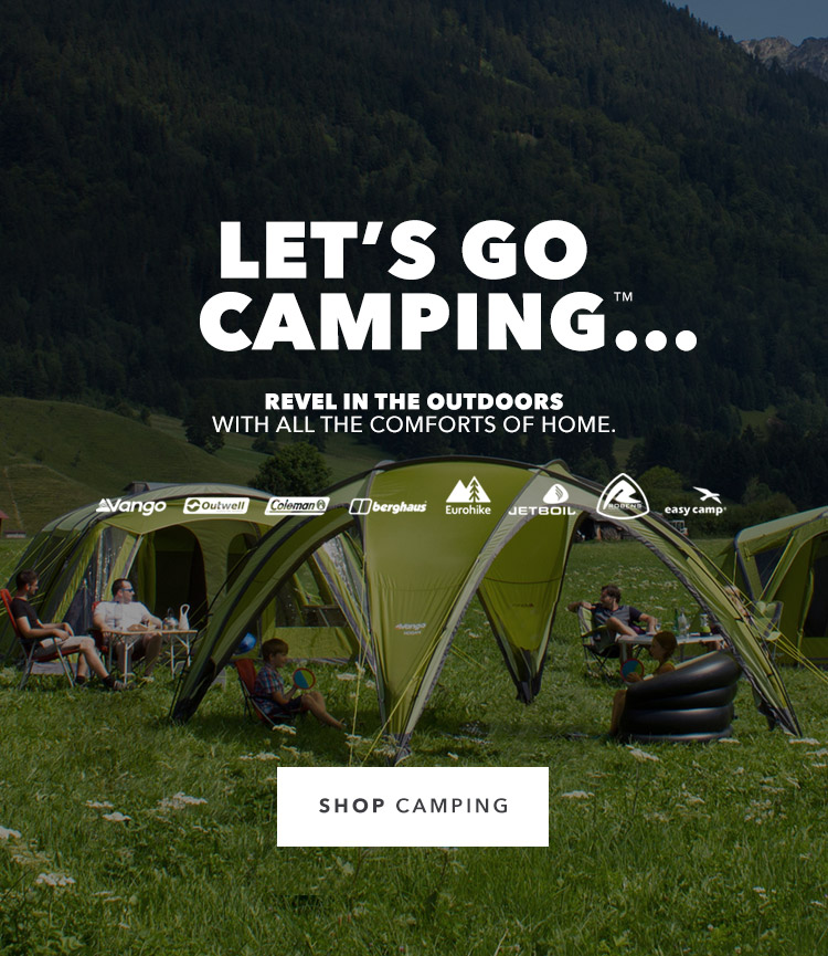 Let's Go Camping...
