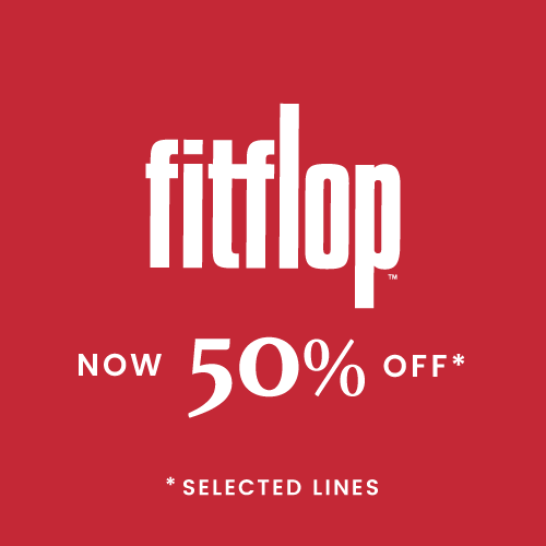 Fitflop 50% off