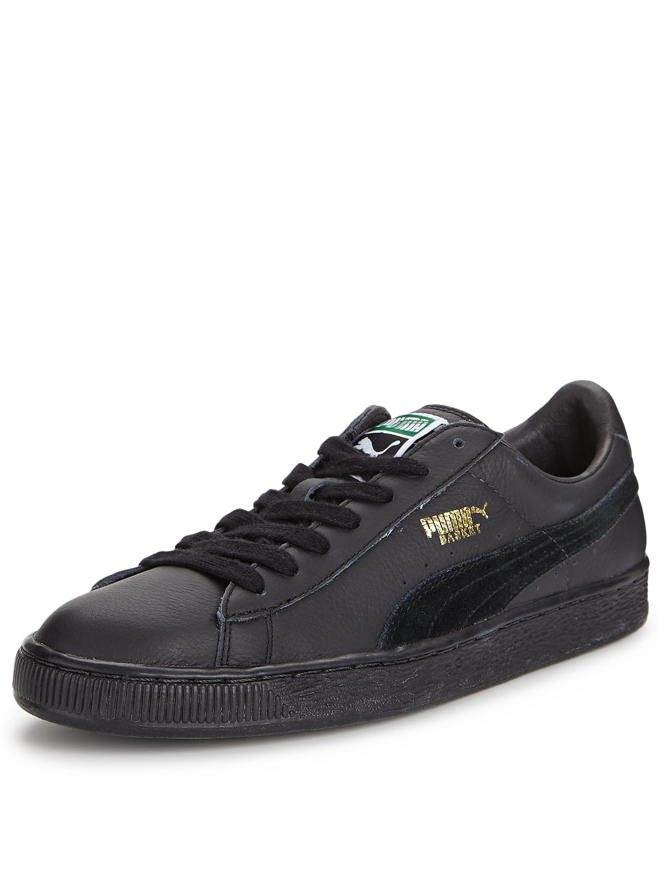 Puma Basket Classic Canvas Shoes