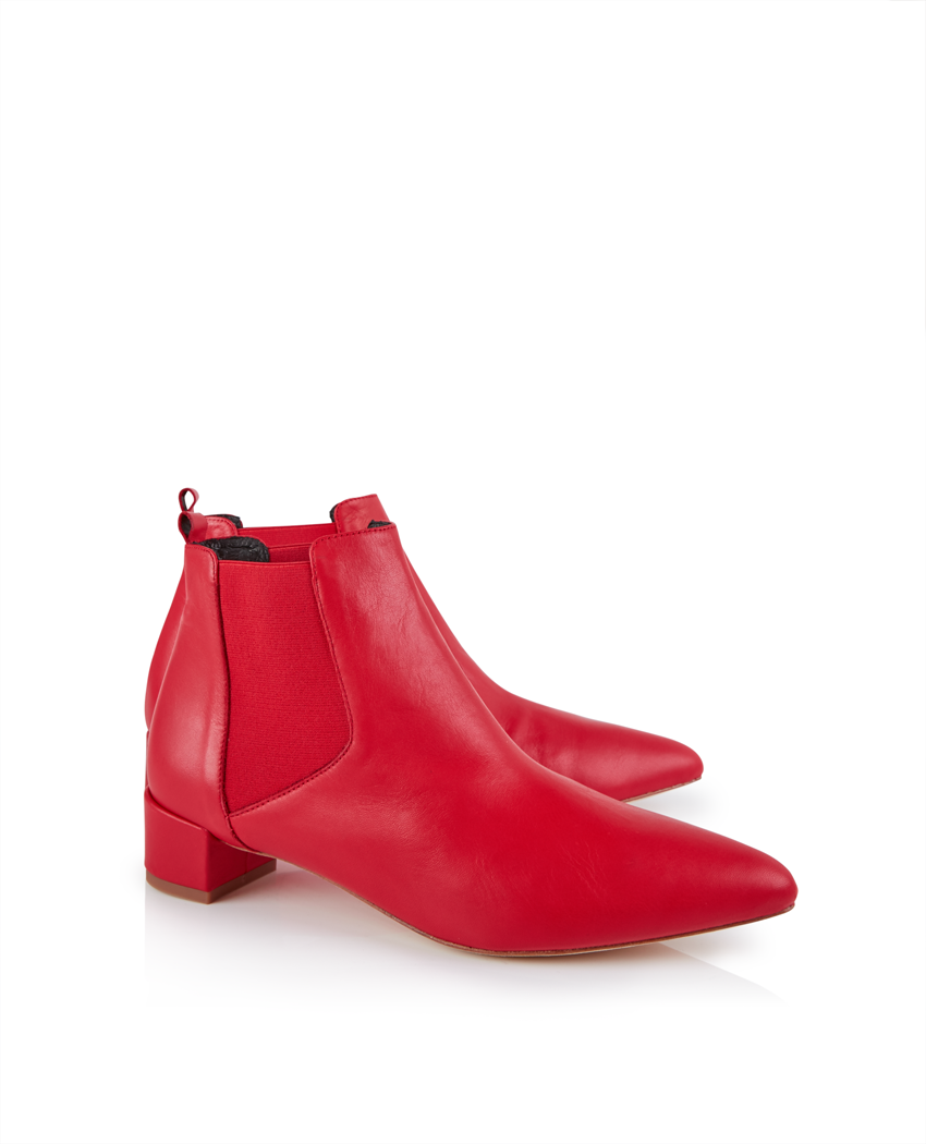Miista Beau Ankle Chelsea Boots
