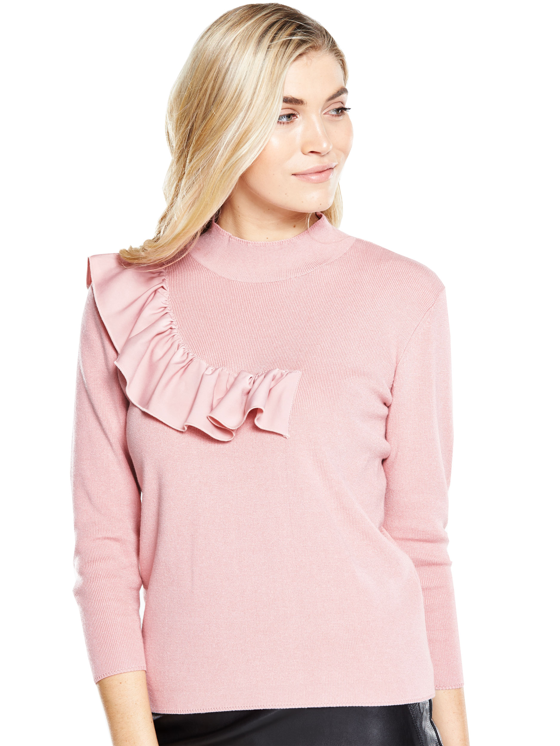 V By Very Ruffle Jumper