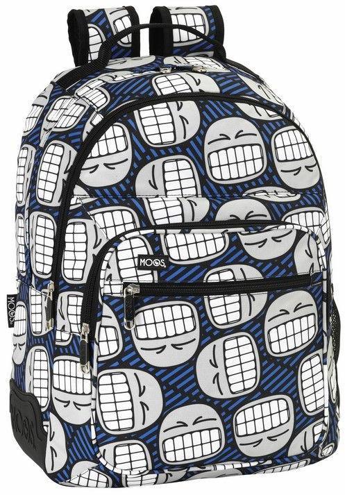 Safta MOOs Smiles Backpack.