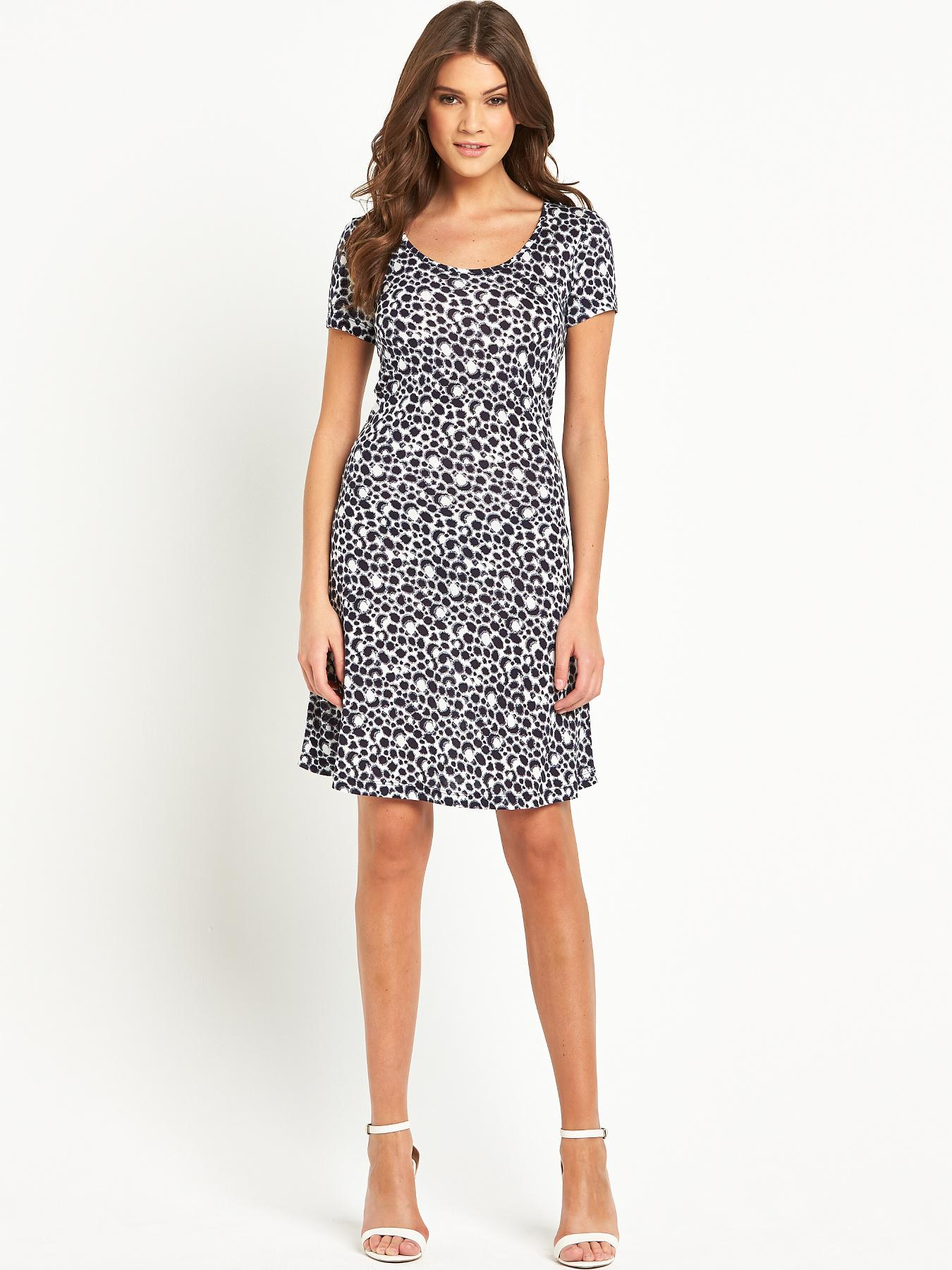 French Connection Swing Dress