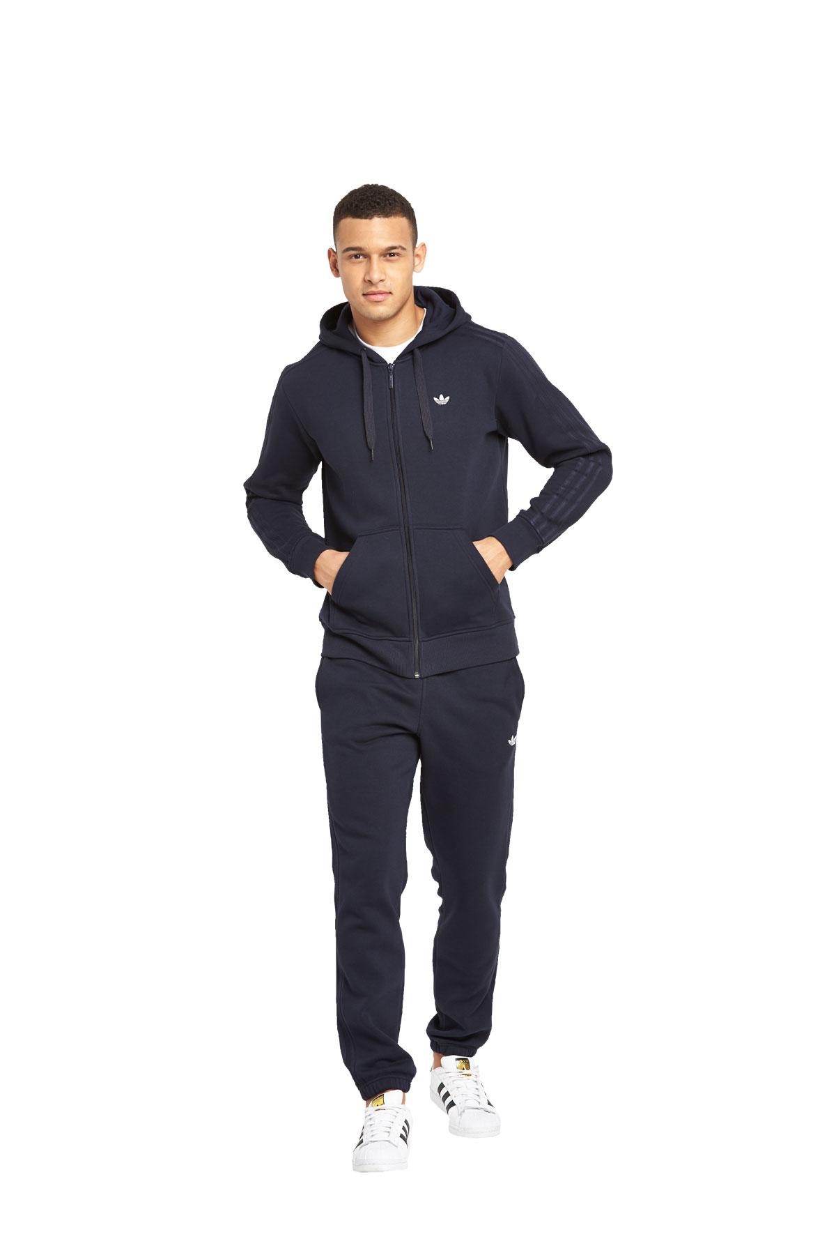 Adidas Originals Classic Trefoil Mens Hoodie