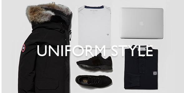 BUniform Style