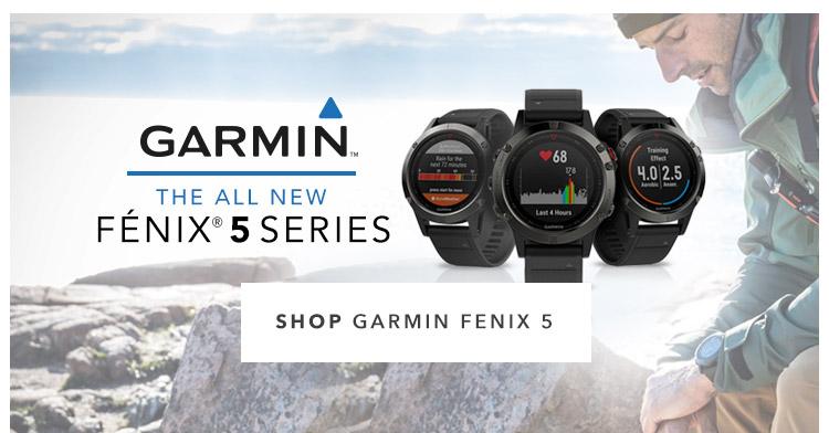 Fenix 5 Series