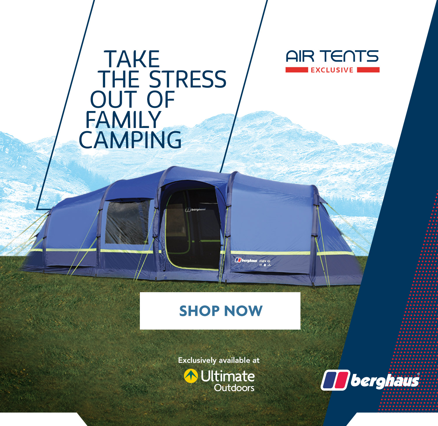 Berghaus Air Tents