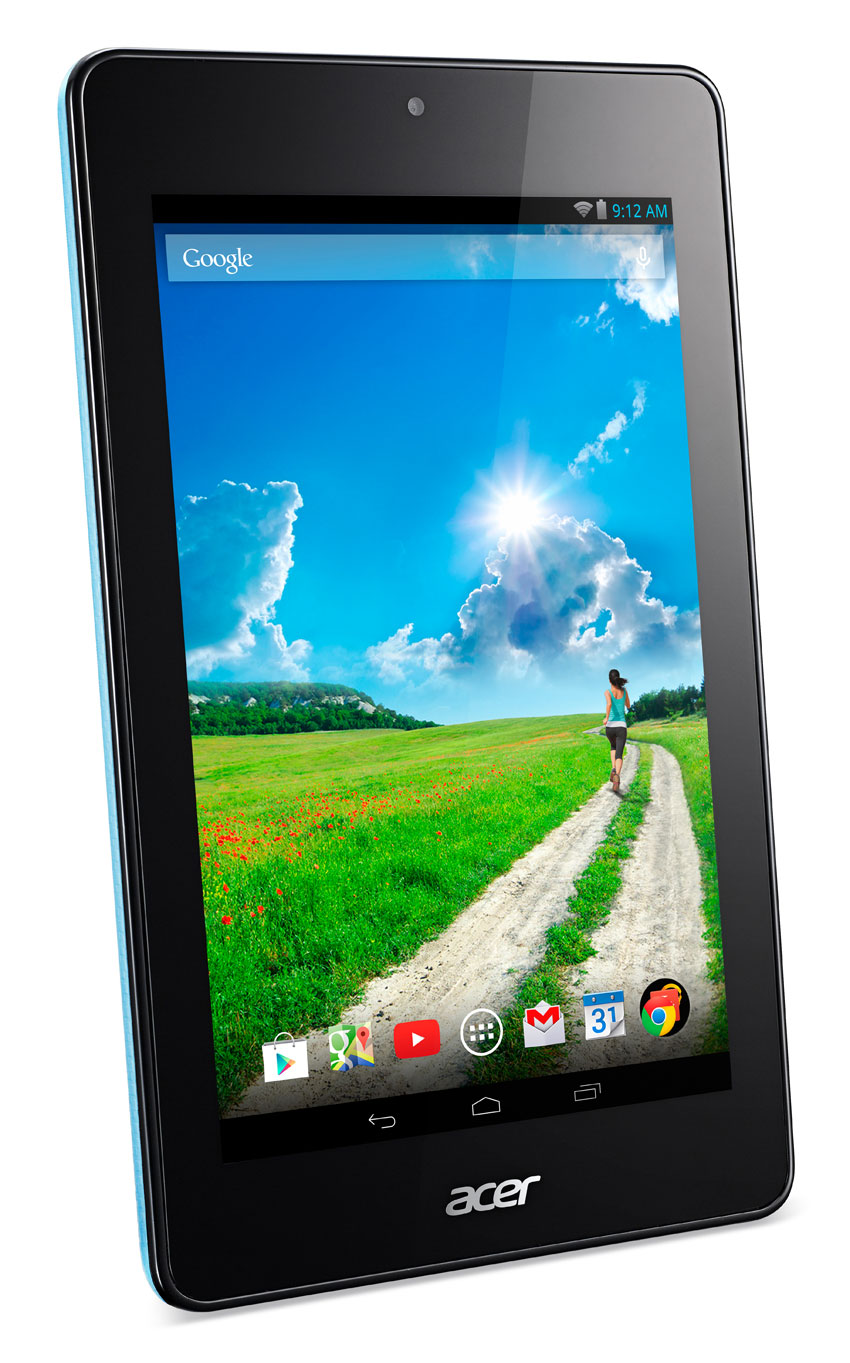 Image of Acer Iconia One 7 B1-730 Intel Atom Processor 1GB RAM 32GB Storage 7 Tablet