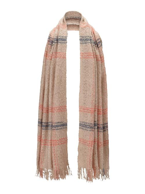 Miss Selfridge Boucle Scarf