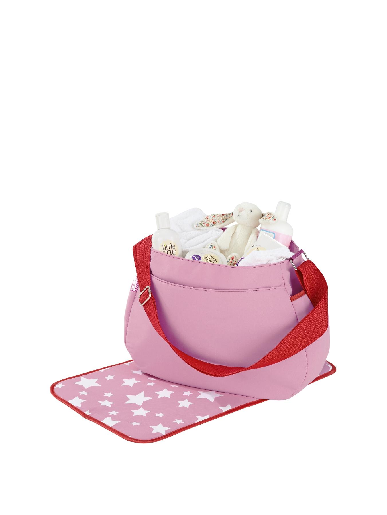Baby Products Coleen Stars Baby Girls Changing Bag