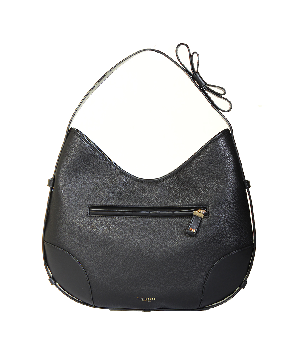 Ted Baker Casual Leather Hobo Shoulder Bag