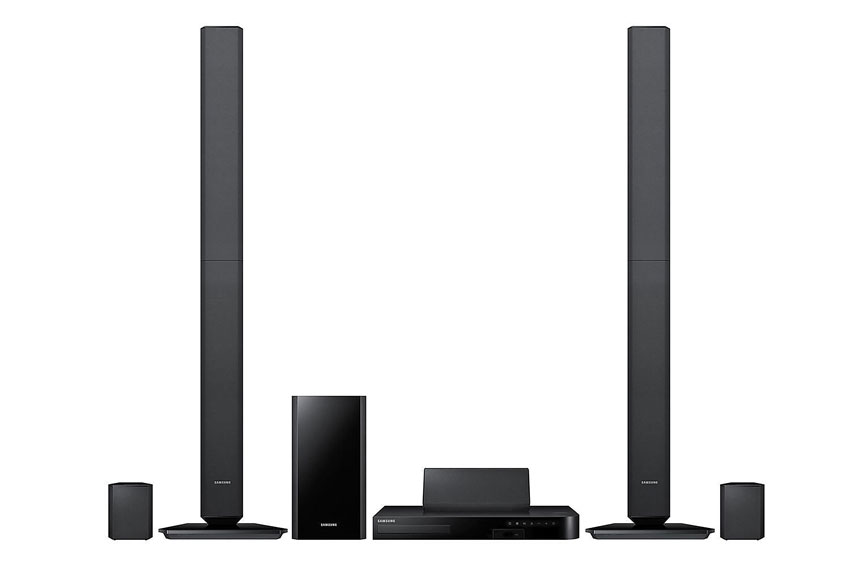 Samsung HTJ4530 51 Channel 500watt 3D Smart Bluray Home Cinema System