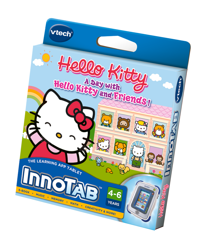 Innotab Hello Kitty Software